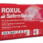 Roxul Safe & Sound Insulation