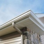 Soffit and Fascia building product sample